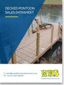 decked pontoon datasheet