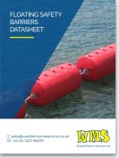 floating barriers datasheet