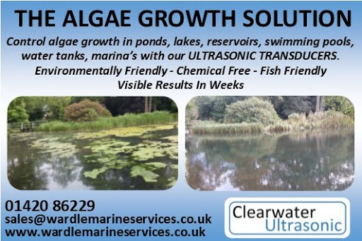 clearwater ultrasonic info