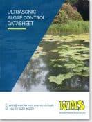 ultrasonic algae control datasheet