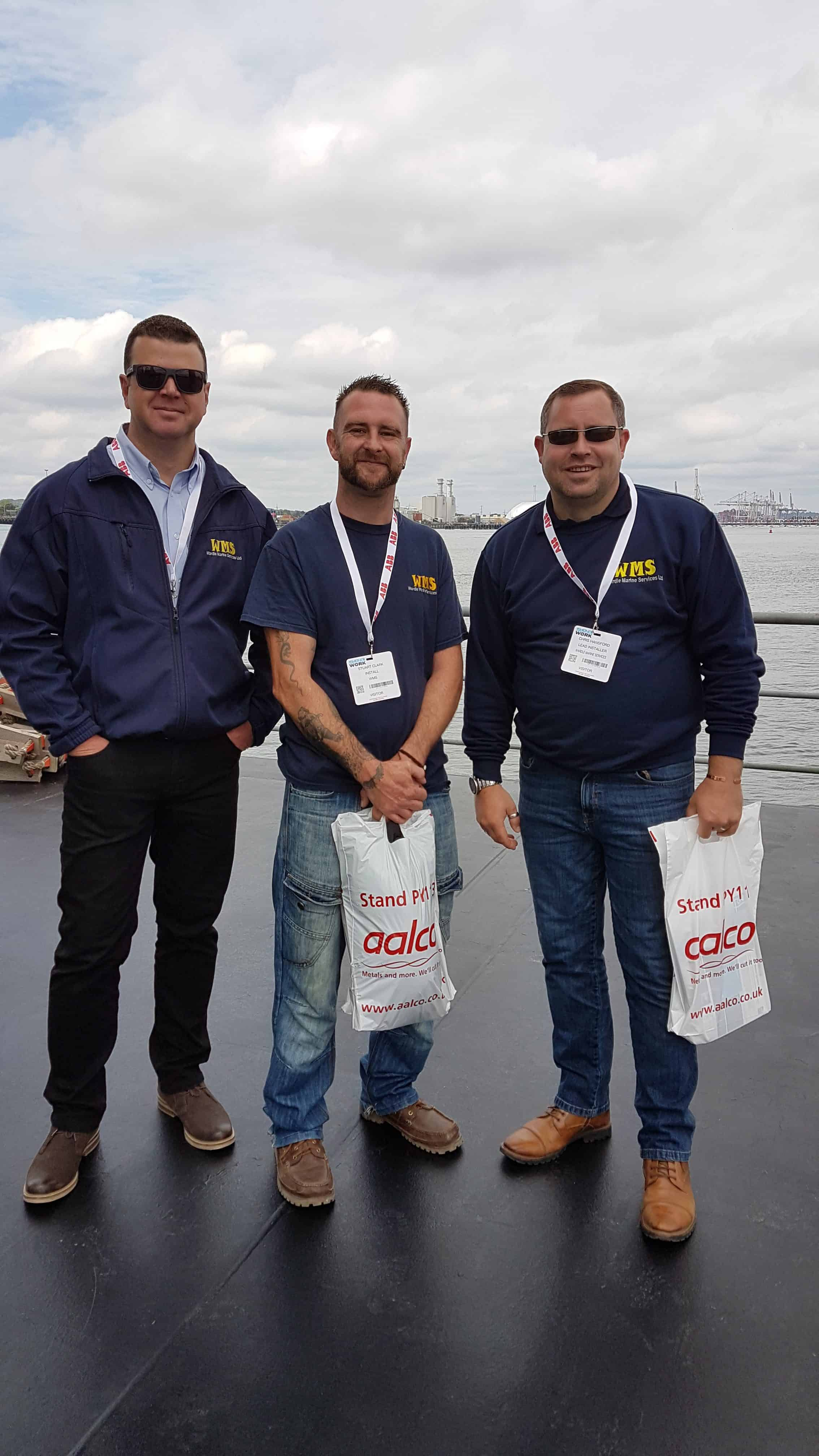 Team at Seaworks
