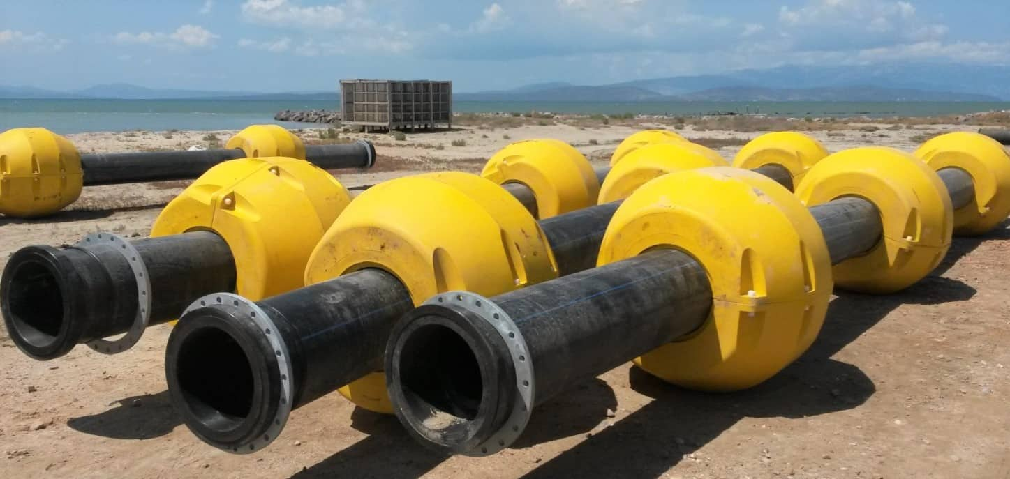 Pipe Floats