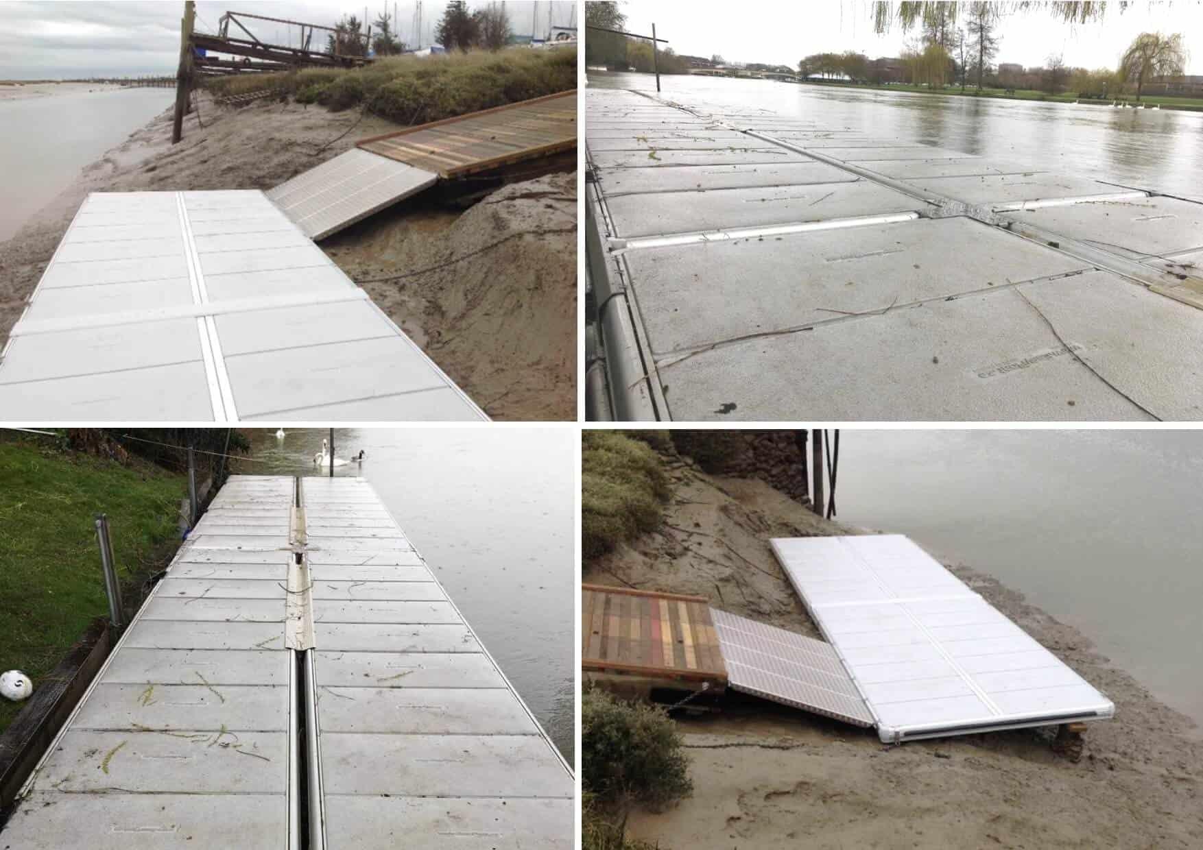 Easy Float pontoon new product